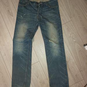 Ruehl 925 mens jeans